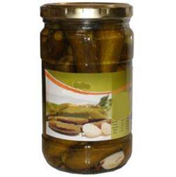 خرید و صادرات کنسرو خیارشور - 1
