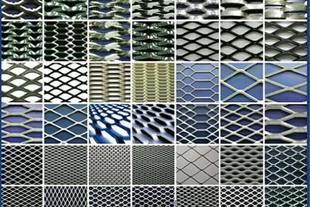 تولید و طراحی انواع ورق اکسپندد ( Expanded Sheet ) - 1