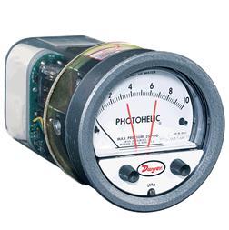 مانومتر اختلاف فشار - 1