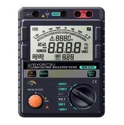 میگر - تست عایق دیجیتال مدل KYORITSU 3126 - 1