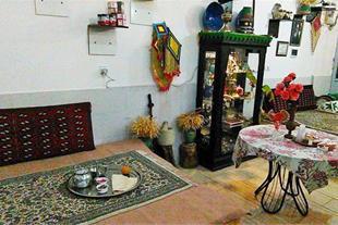 سفره خانه سنتی شیخ خرقان