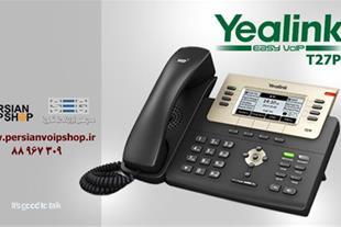 فروش تلفن IP یلینک SIP-T27P