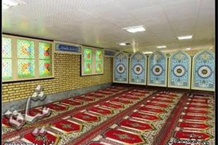 فرشهای سجاده ای - فرش مسجدی