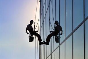 استخدام کار در ارتفاع با طناب در ارومیه