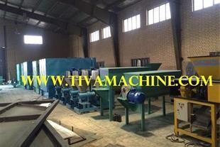 دستگاه تولید زغال( ذغال) قالبی،چینی - 1