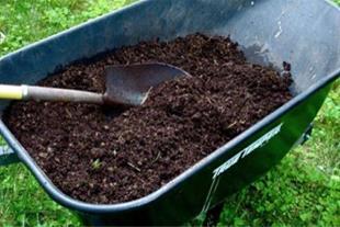 کمپوست و بذر و خاک پوششی ملارد 09199762163 - 1