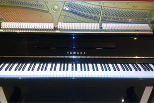 پیانو دیواری یاماها سایلنت دار اصل ژاپن ارتفاع 121 - 1