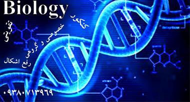 تدریس زیست شناسی توسط دکتری زیست شناسی در تبریز - 1