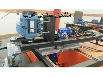 دستگاه تولید فیلتر هوا خودرو با اقساط - 1