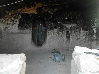 محل اقامت در روستای صخره ای میمند - 1