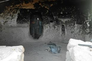 محل اقامت در روستای صخره ای میمند