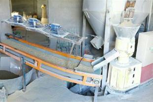 تولیددستگاه پلت ساز خوراک پرنده و دام 100کیلوتا1تن