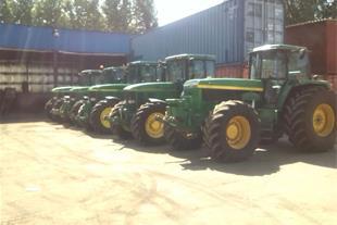 واردات ماشین آلات کشاورزی