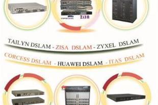 وارد کننده و  فروش انواع دیسلم DSLAM  نو و دست دو