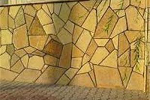 سنگ لاشه و مالون مخصوص حصارکشی ، دیوارچینی و محوطه