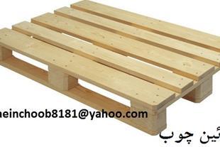 تولید پالت چوبی - 1