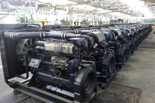 نیروگاه موتور ژنراتور تمام گاز سوز CHP