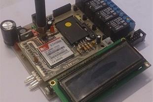 ارسال و دریافت اس ام اس با SIM900