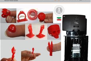 پرینتر سه بعدیminiature