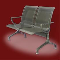 صندلی انتظار فرودگاهی - 1