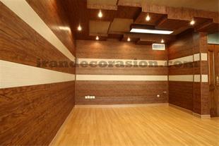 طراحی و اجرای انواع دیوارپوش و سقف کاذب