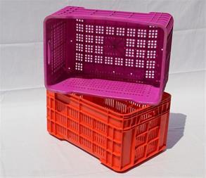 فروش باکس سبد جعبه پالت پلاستیکی - 1