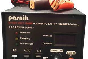 شارژر باطری 6 ولت و 12 ولت و  24 ولت با جریان شارژ
