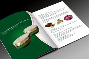 طراحی مدرن کاتالوگ در رشت - چاپ بروشور در رشت
