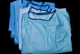 تولید کننده انواع لباس یکبار مصرف بیمارستانی
