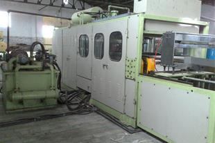 فروش ماشین آلات خط تولید ظروف یکبارمصرف فوم