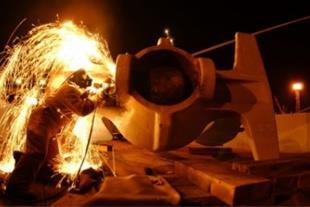 بازسازی قطعات ضدسایش(جوشن جوش صبا)