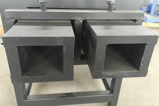 دستگاه تبدیل ضایعات چوب به شاسی پالت - 1