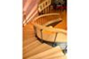پله تمام چوب سایبرین  الم  ( آزاد)  758515
