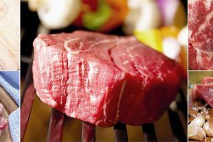 گوشت منجمد داخلی و وارداتی