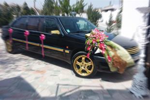 لیموزین 6درب خاص, لوکس و اشرافی عروس VIP