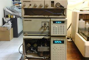 دستگاه HPLC 1050