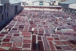 مرمت فرش و قالیشویی گلستانی