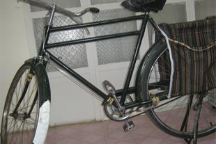 دوچرخه دوتنه قدیمی خوب
