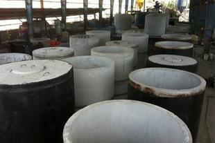 تولیدکننده مخازن بتونی وپلی اتیلن ومنهول وچربیگیر