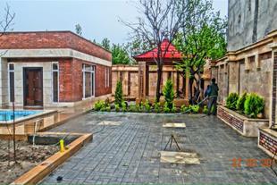 500 متر باغ ویلا رویایی در شهریار (کد269) - 1