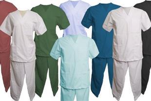 طراحی و دوخت انواع لباس بیمارستان