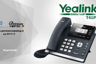 فروش تلفن مدیریتی Yealink SIP-T41P