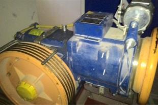 تعمیر انواع موتور گیربکس آسانسور