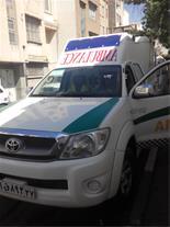آمبولانس جدید ایران فروش آمبولانس تویوتا تیپ A ,B - 1