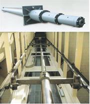 آسانسور هیدرولیک نفربر و ماشین بر