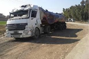 خریدار کامیون آکسور آکتروس و آتگو تصادفی و اوراقی
