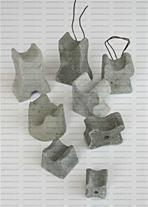 اسپیسربتنی، اسپیسر بتن، مواد شیمیایی بتن و ساختمان