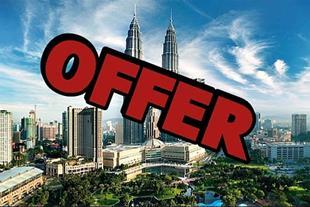 آفر تور مالزی طلوع گردشگران