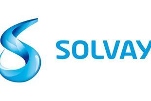 فروش آب اکسیژنه SOLVAY بلژیک