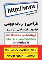 طراحی سایت در خراسان شمالی